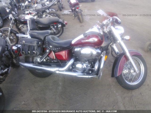 HONDA VT750