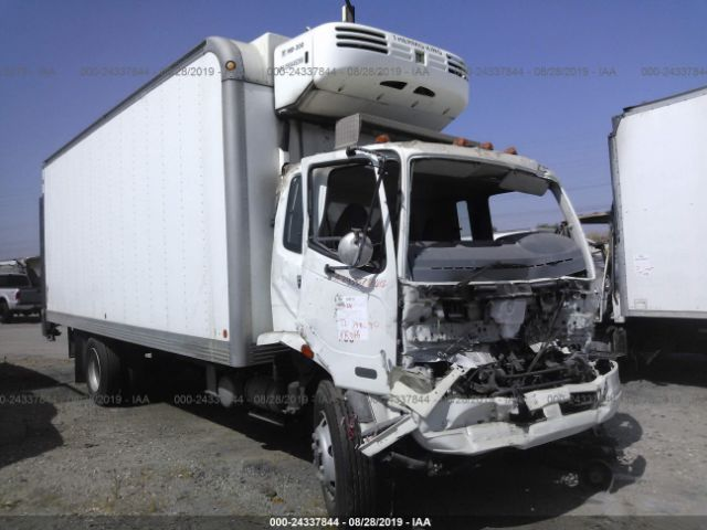 click here to view 2009 MITSUBISHI FUSO TRUCK FK at IBIDSAFELY