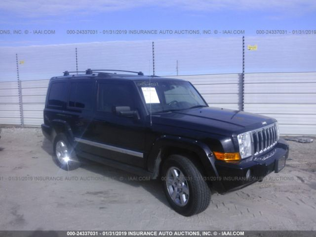 2006 JEEP COMMANDER LIMITED  All history  Photos for VIN