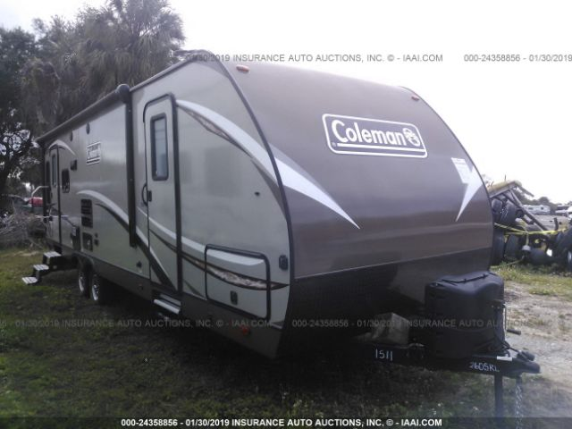 click here to view 2018 COLEMAN 2605RL at IBIDSAFELY