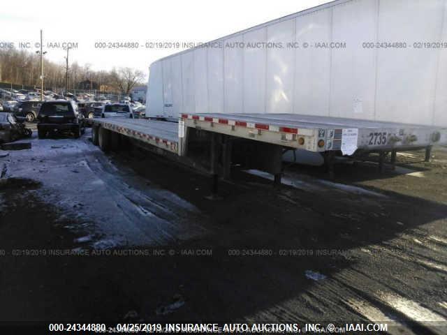 2008 WILSON TRAILER CO FLATBED - Small image. Stock# 24344880
