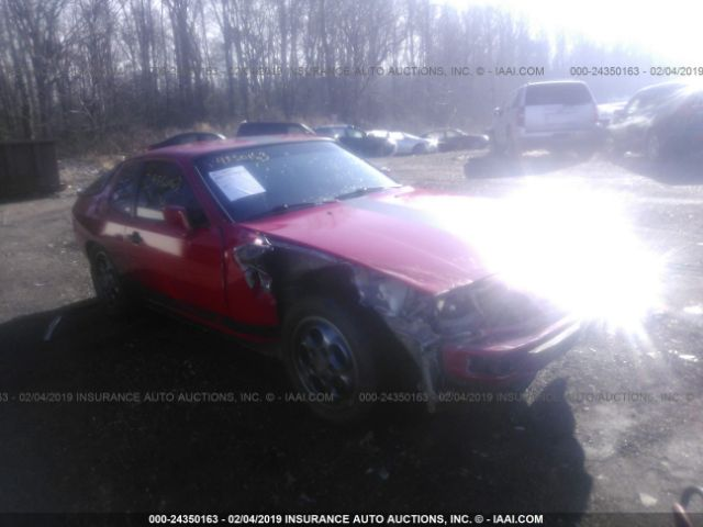 click here to view 1987 PORSCHE 924 at IBIDSAFELY
