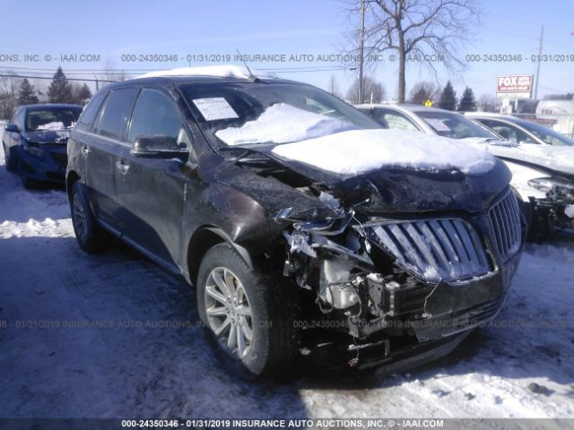 2013 LINCOLN MKX - Small image. Stock# 24350346