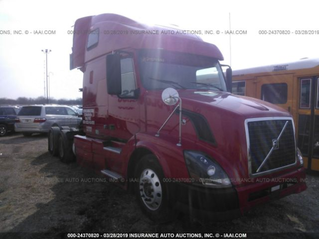 click here to view 2009 VOLVO VN at IBIDSAFELY