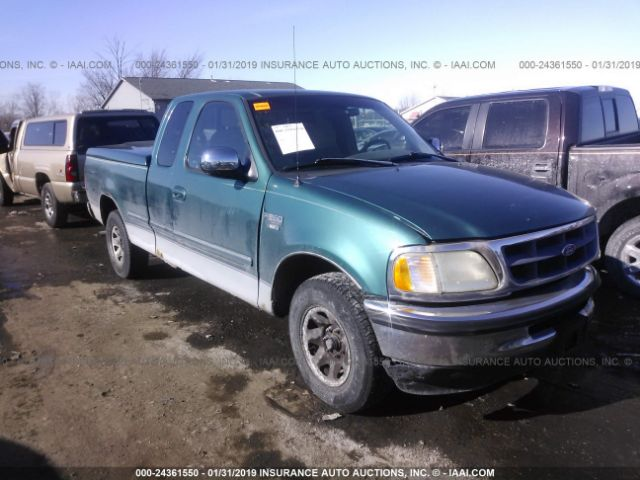 37ef5d4b3b 1998 FORD F250 - Small image. Stock  24361550