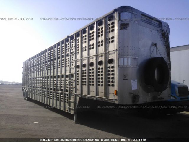 2011 WILSON TRAILER CO LIVESTOCK - Small image. Stock# 24361699