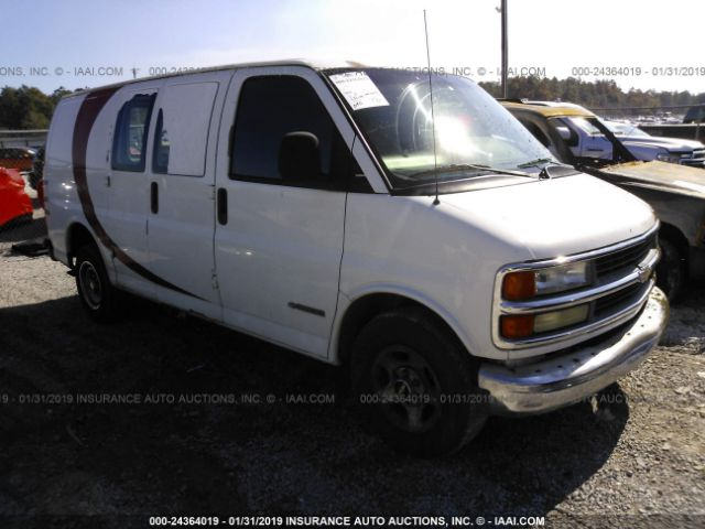 2002 CHEVROLET EXPRESS G2500 - Small image. Stock# 24364019