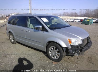Salvage 2011 CHRYSLER TOWN & COUNTRY for sale