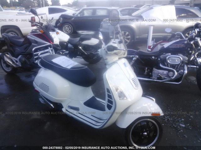click here to view 2009 VESPA GTS at IBIDSAFELY