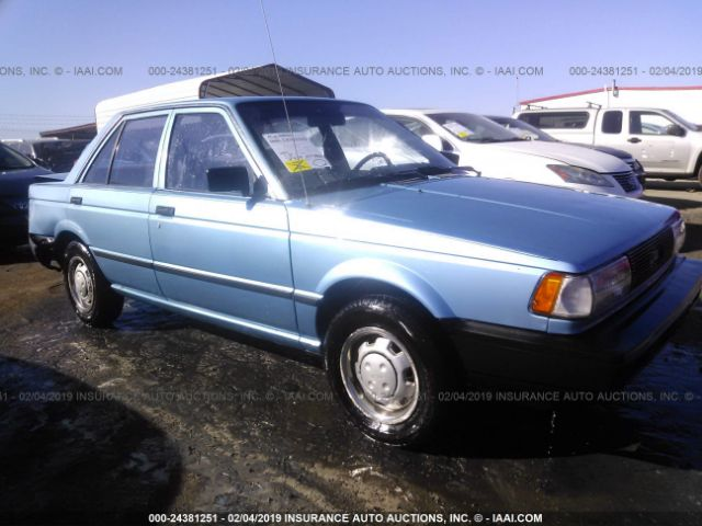 Clean Title 1989 Nissan Sentra 1 6l For Sale In Henderson Nv