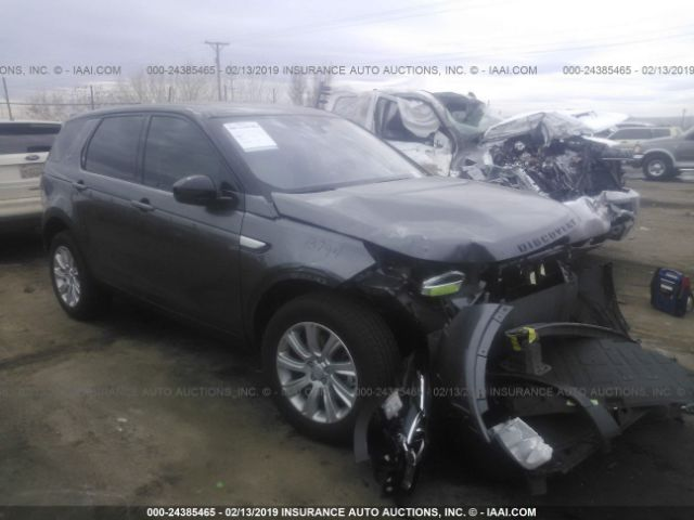 click here to view 2018 LAND ROVER DISCOVERY SPORT at IBIDSAFELY