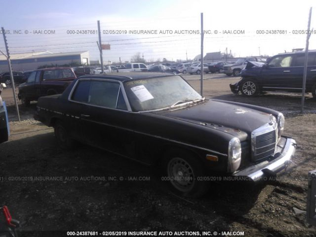 click here to view 1976 MERCEDES 280C 2 DOOR COUPE at IBIDSAFELY