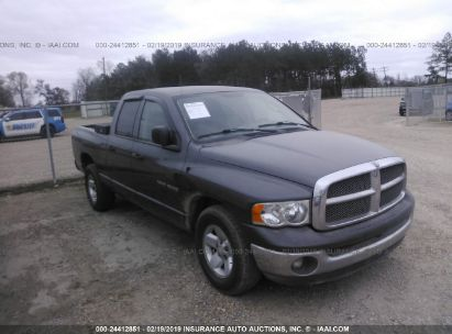 Salvage 2003 DODGE RAM 1500 for sale