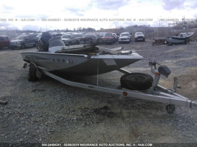 2010 XPRESS 18FT BOAT AND TRAILER - Small image. Stock# 24408251