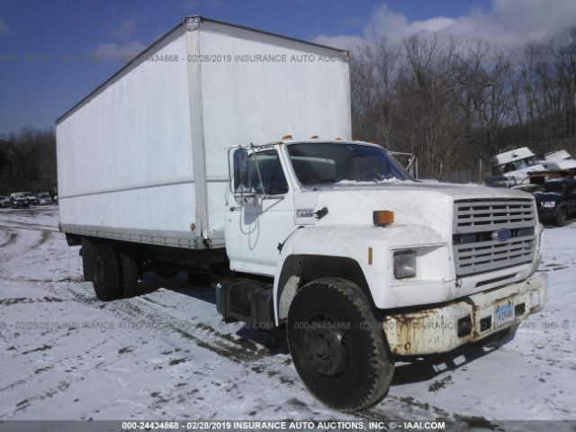 1989 FORD F7000 - Small image. Stock# 24434868