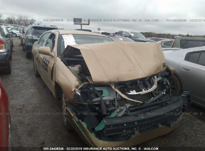 Salvage 2004 LINCOLN TOWN CAR for sale