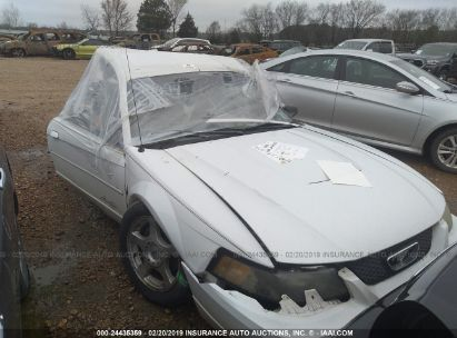 Salvage 2004 FORD MUSTANG for sale