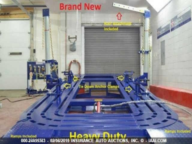 click here to view 2018 2 TOWER FRAME MACHINE at IBIDSAFELY