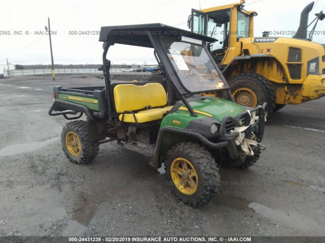 click here to view 2014 JOHN DEERE XUV 855D at IBIDSAFELY
