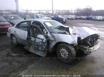 Salvage 2002 BUICK LESABRE for sale