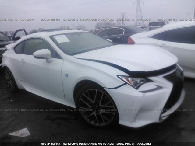 click here to view 2016 LEXUS RC at IBIDSAFELY