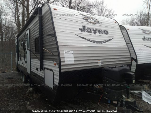click here to view 2017 JAYCO 28BHBE at IBIDSAFELY