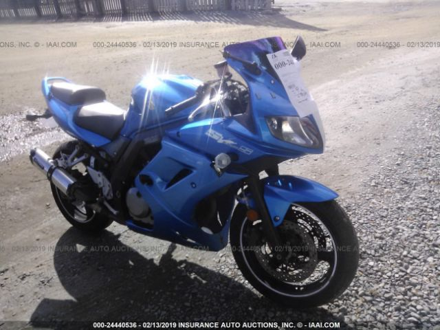 click here to view 2009 SUZUKI SV650 at IBIDSAFELY