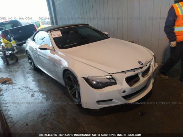click here to view 2008 BMW M6 at IBIDSAFELY