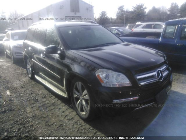2011 MERCEDES-BENZ GL - Small image. Stock# 24450072