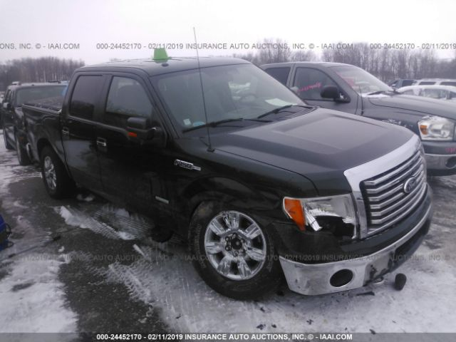 d80ccb2a4b 2012 FORD F150 - Small image. Stock  24452170