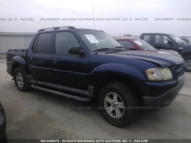 2005 FORD EXPLORER SPORT TR - Small image. Stock# 24465378