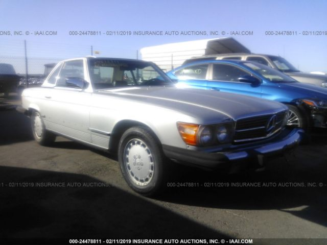 click here to view 1976 MERCEDES 450 SL C at IBIDSAFELY