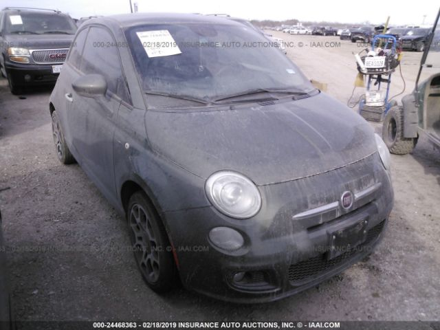 click here to view 2015 FIAT 500 at IBIDSAFELY
