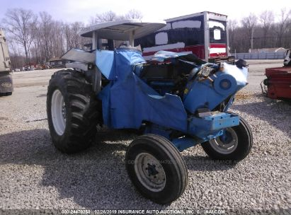 Salvage 1978 FORD 6600 for sale