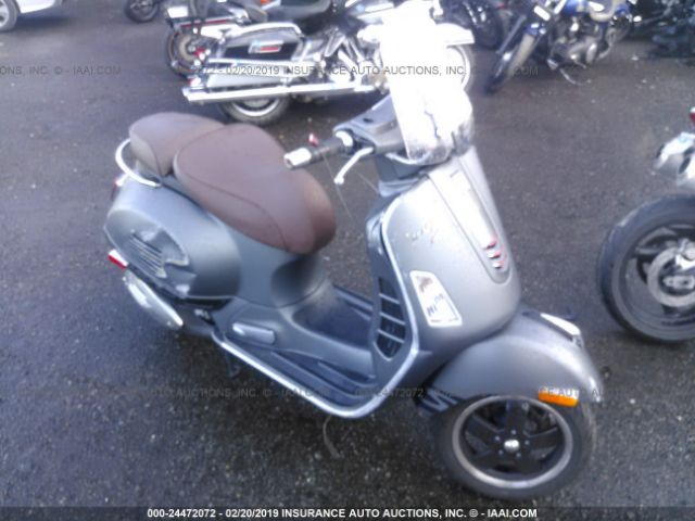 click here to view 2017 VESPA GTS at IBIDSAFELY