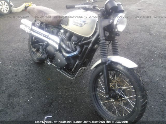 click here to view 2016 TRIUMPH MOTORCYCLE SCRAMBLER at IBIDSAFELY