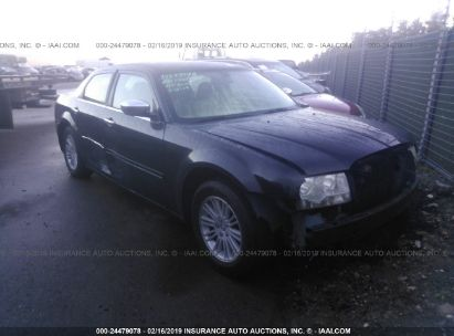 Salvage 2010 CHRYSLER 300 for sale