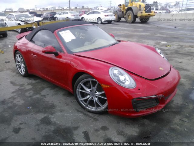 click here to view 2017 PORSCHE 911 at IBIDSAFELY