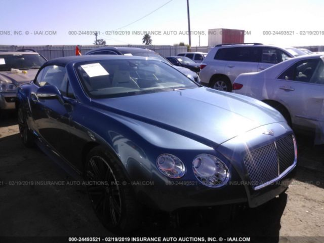 click here to view 2015 BENTLEY CONTINENTAL at IBIDSAFELY