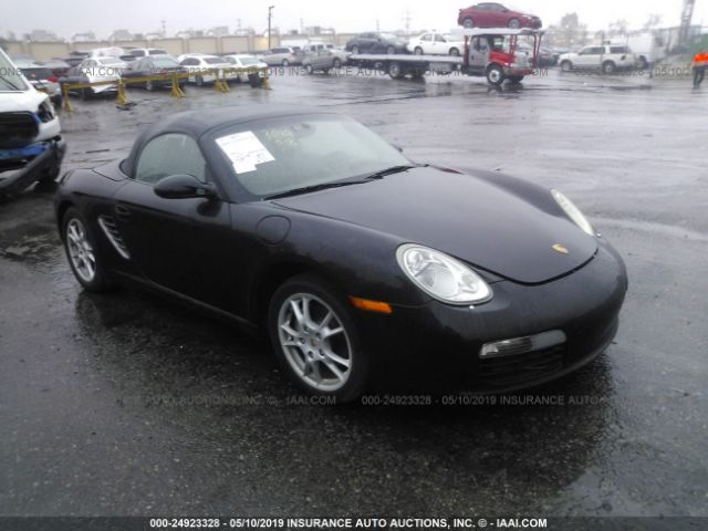 click here to view 2005 PORSCHE BOXSTER at IBIDSAFELY