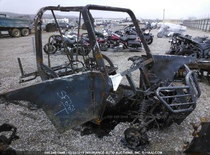 Salvage 2010 ARCTIC CAT ATV for sale