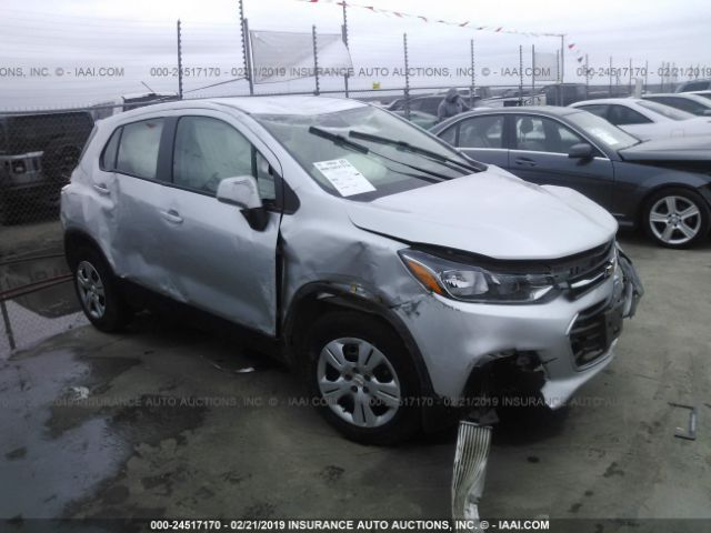 click here to view 2018 CHEVROLET TRAX at IBIDSAFELY