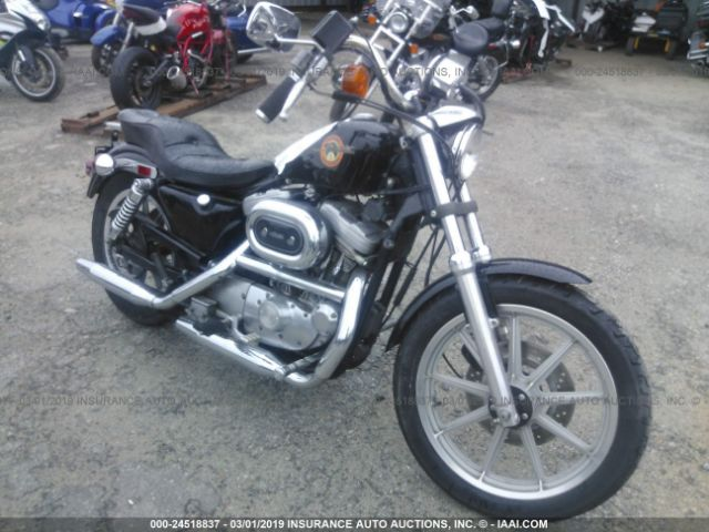 click here to view 1992 HARLEY-DAVIDSON XLH883 at IBIDSAFELY