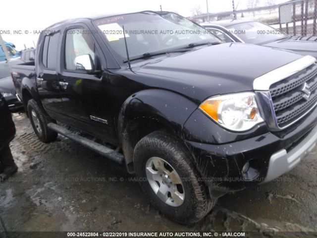 click here to view 2009 SUZUKI EQUATOR at IBIDSAFELY