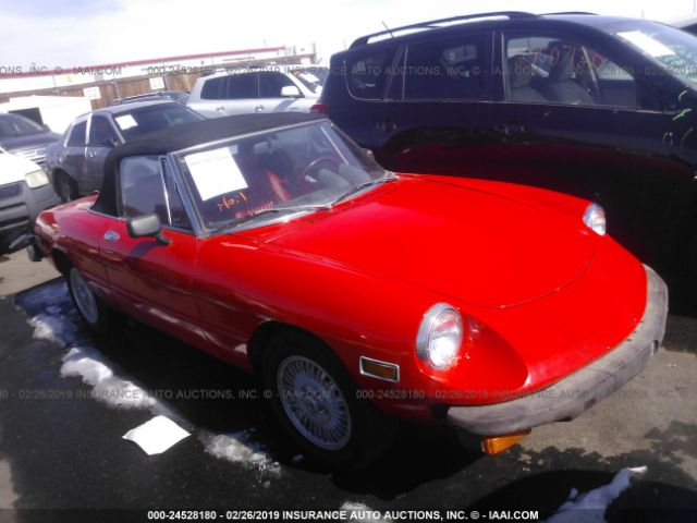 click here to view 1976 ALFA ROMEO SPIDER at IBIDSAFELY