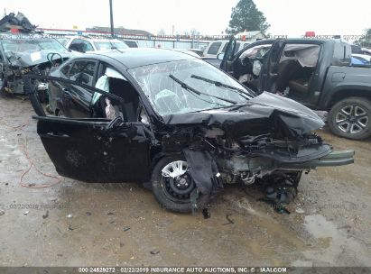 Salvage 2019 FORD FIESTA for sale