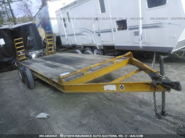 click here to view 1999 HUDSON BROS TRAILER MFG I  at IBIDSAFELY