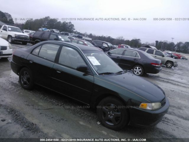 click here to view 2000 MITSUBISHI MIRAGE at IBIDSAFELY