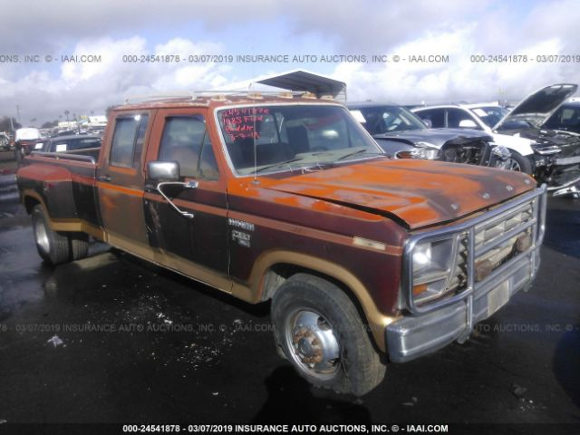 1985 FORD