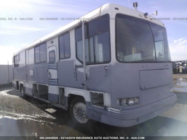 1992 SPARTAN MOTORS MOTORHOME - Small image. Stock# 24545928